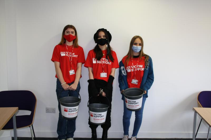 Student Union Raises Hundreds For Victims of Crime