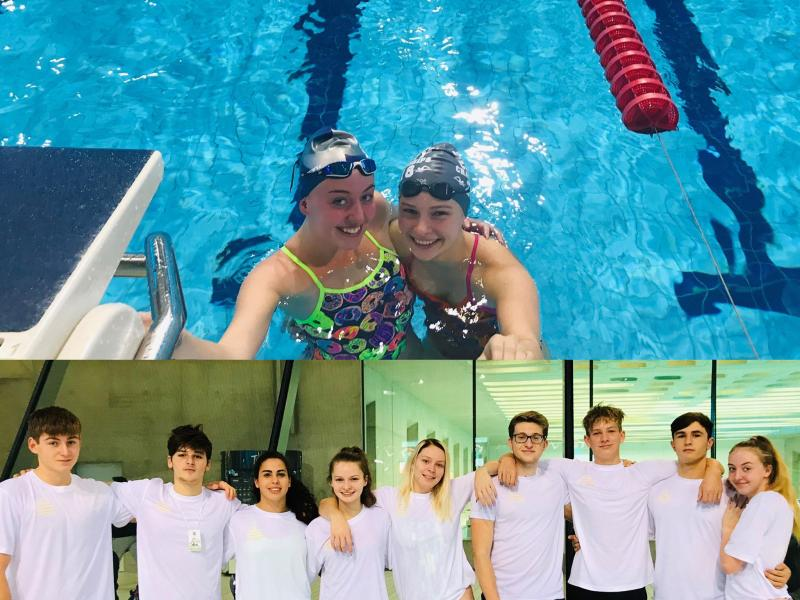 Bexhill College Swimming Academy compete at Nationals