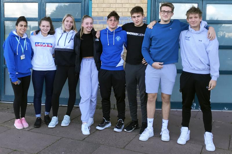 Bexhill College's Swimming Success