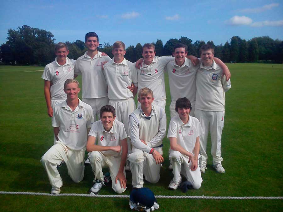 Cricket team South East T20 Champions!