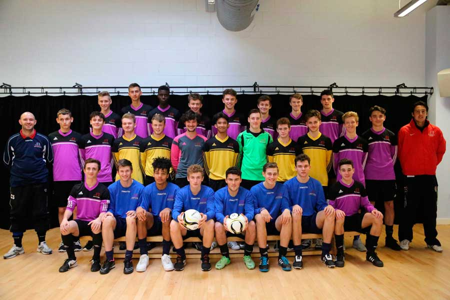 Bexhill College Football Academy Continues To Succeed