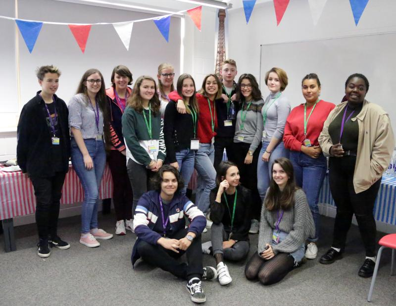 French Exchange 2017-18