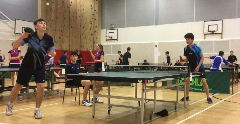 Bexhill College Table Tennis Academy Student Wins East Sussex Schools Tournament