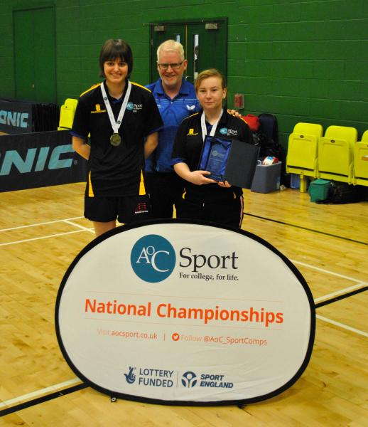 Students Win Medals At National Championships In The North East