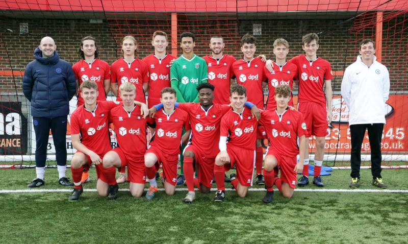 Bexhill College Football Academy returns to winning ways