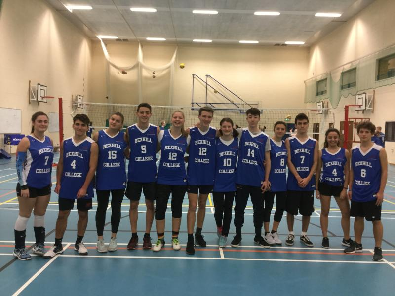 Volleyball Academy wins the South East Regional Championships for the second year in a row