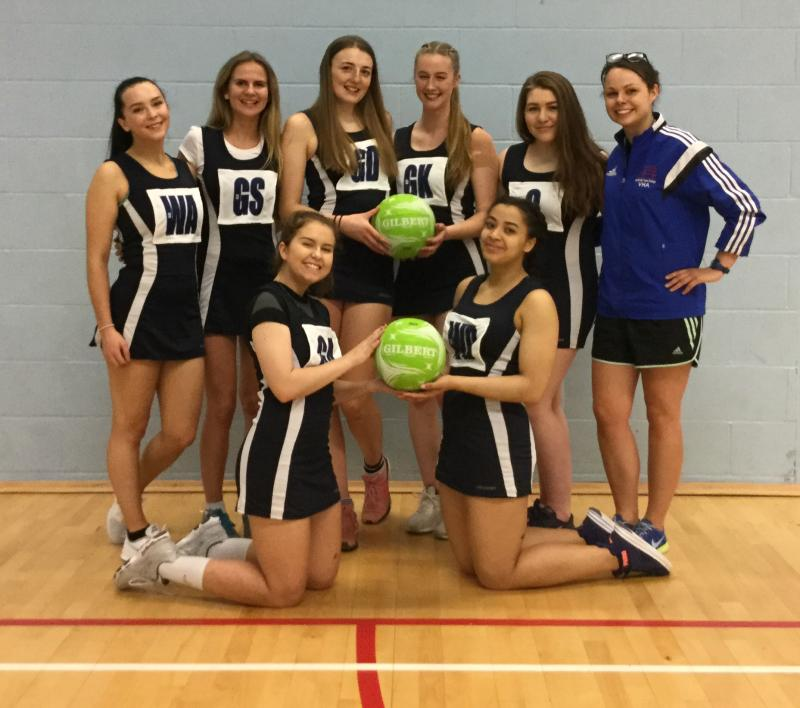 College Netball Academy Season Concludes