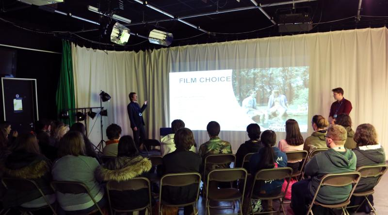 Young Film Programmers Group Launch