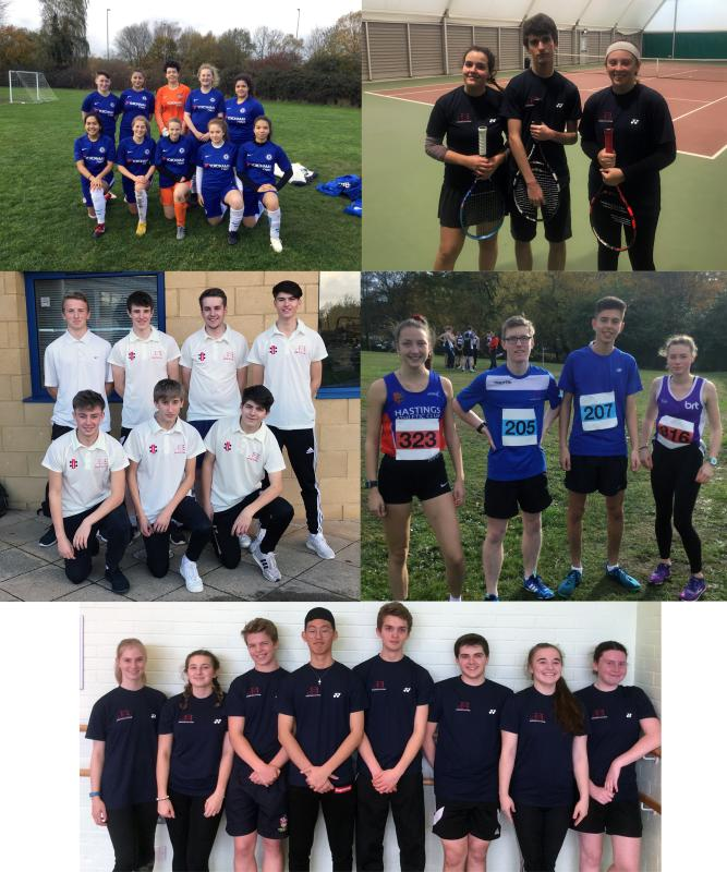 Bexhill College Students Kick Off South East England Championships