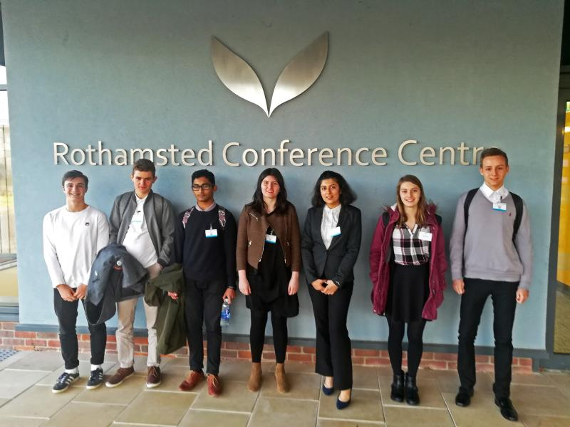 Bexhill College Students on the Path to Leadership