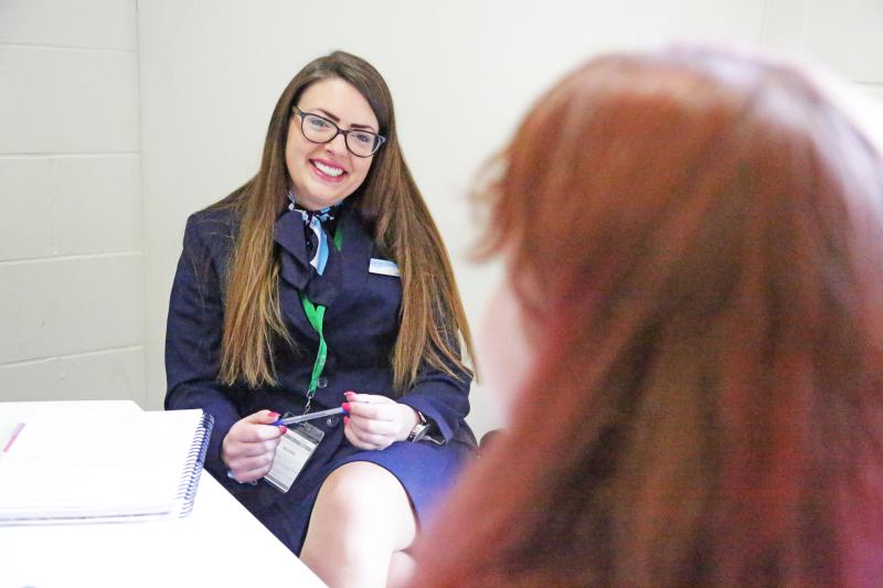 Travel & Tourism Students Meet TUI Manager