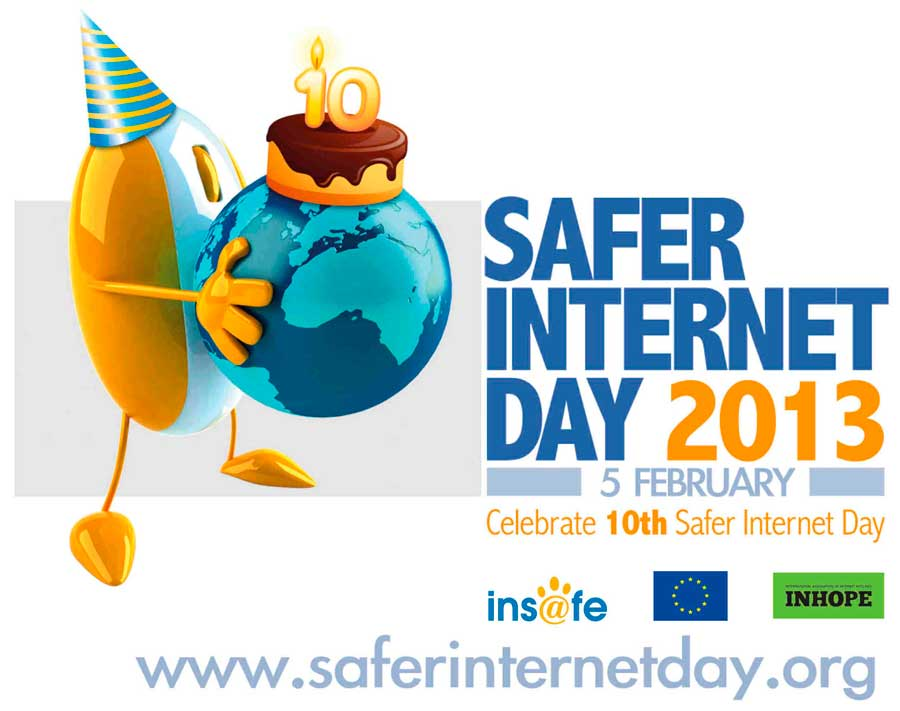 Safer Internet Day 2013.