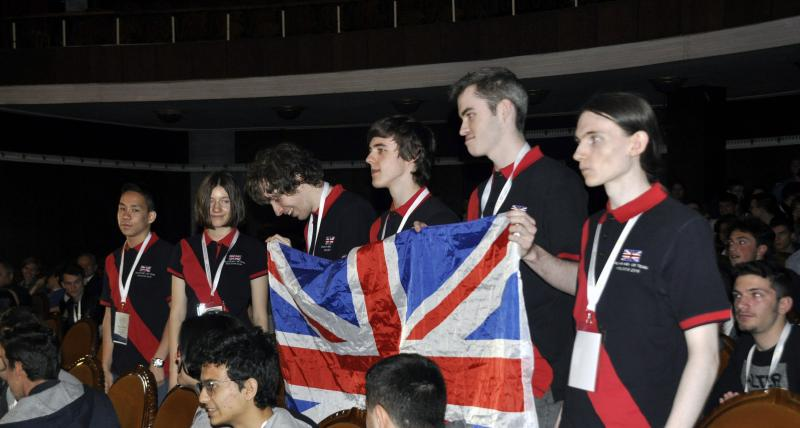 Bexhill College Maths Student in Top 50% at the  Balkan Maths Olympiad in Moldova