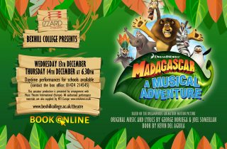Madagascar Events Poster December 2018