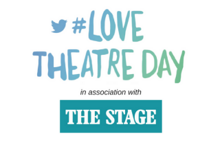 #LoveTheatreDay 2017 Poster